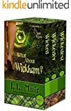 What About Wickham? (Book 4) (The Curse of Clan Ross)