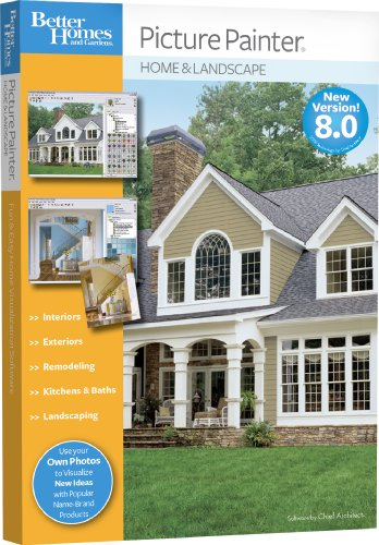 Better Homes and Gardens Picture Painter Home and Landscape