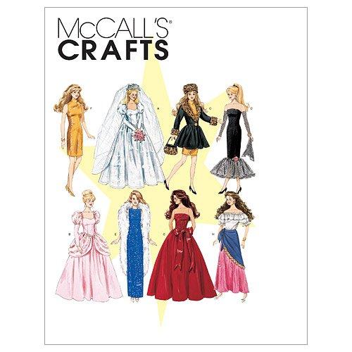 McCalls-MC-6232-OS-Schnittmuster-zum-Nhen-Elegant-Extravagant-Modisch