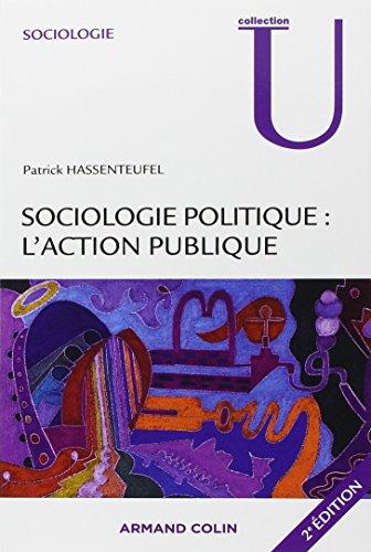 Sociologie politique : l'action publique