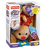 Fisher Price Lil Laugh & Learn Sing & Play Puppy IN GREEK