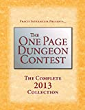 The One Page Dungeon Contest 2013