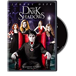 Dark Shadows (DVD + Ultraviolet Digital Copy)