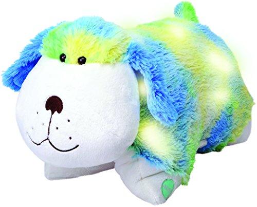 "Juguete suave - Pillow Pets - GlowPets - perrito - 16 ""/ 40cm"