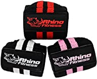 Weightlifting Wrist Wraps w/ Thumb Lo…