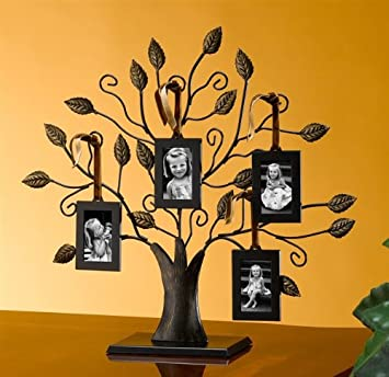 medium family tree picture frame amazoncom - Best Christmas Gifts For Grandparents
