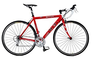 2012 HASA 7005 Alloy Shimano Sora Road Bike 58cm