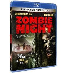 Zombie Night [Blu-ray]