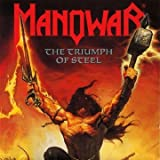 echange, troc Manowar - Triumph of steel