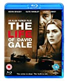 The Life of David Gale [Blu-ray] [Region Free]