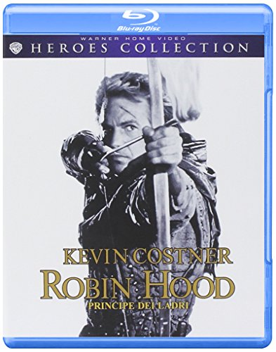 Robin Hood principe dei ladri (versione integrale) [Blu-ray] [IT Import]