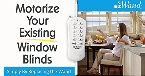 003 Ezwand Package Control 3 Blind Motorize Your