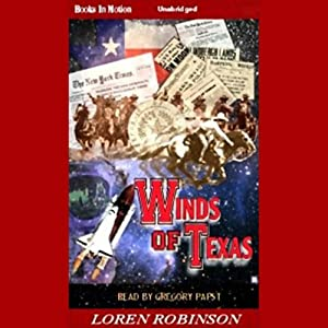 Winds of Texas Audiobook