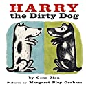 Harry the Dirty Dog Audiobook by Gene Zion Narrated by Bruce Johnson