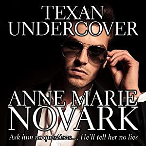 Texan Undercover Audiobook