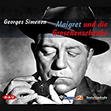 Maigret und die Groschenschenke Hörspiel von Georges Simenon Gesprochen von:  div.
