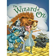 Wizard of Oz (       UNABRIDGED) by L. Frank Baum Narrated by Rashid Raza, Vivek Mansukhani, Kriti Pant, Kakul Gautam, Radhika Kapoor Mitra, Kartikey Ambardar, Jasjeet Grover, Sameera Ranjan