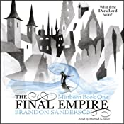 The Final Empire: Mistborn, Book 1 | Brandon Sanderson