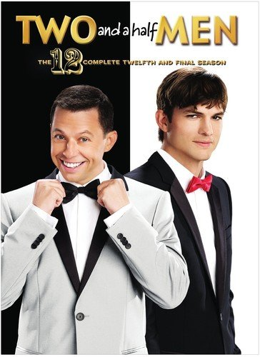DVD : Two and a Half Men: The Complete Twelfth Season (Final Season) (2 Pack, Slipsleeve Packaging, 2 Disc)