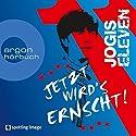 Jogis Eleven: Jetzt wird's ernscht! Hörspiel von  N.N. Gesprochen von: Christian Schiffer