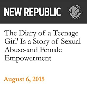 The Diary of a Teenage Girl' Is a Story of Sexual Abuse - and Female Empowerment