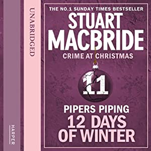 Twelve Days of Winter: Crime at Christmas - Pipers Piping Audiobook