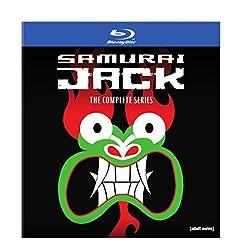Samurai Jack: The Complete Series Box Set [Blu-ray]