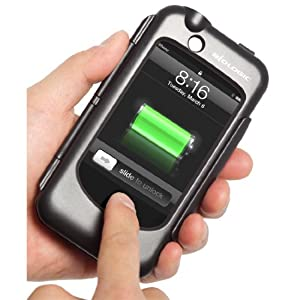 Biologic Reecharge Case For iPhone - Black