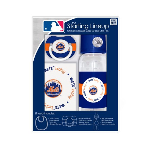 MLB New York Mets Gift Set