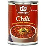 Worthington Chili, 20-Ounce Cans (Pack of 12) ~ Worthington