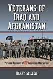 img - for Veterans of Iraq and Afghanistan: Personal Accounts of 22 Americans Who Served book / textbook / text book