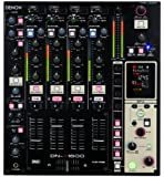 Denon DJ DN-X1600 Professional 4-Channel Matrix Mixer with USB Audio I/F