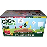 GoGo Squeez Applesauce on the Go Variety Pack - 24 Pouches/3.2 Oz.