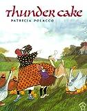 Thunder Cake [Paperback]