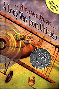 Richard Peck: a Long Way from Chicago Essay Sample