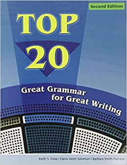great grammar for great writing