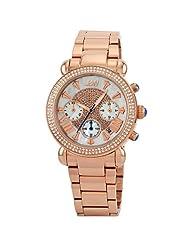 "JBW-Just Bling Women's JB-6210-160-G ""Victory"" 1.5 Carats Diamond Chronograph Watch"