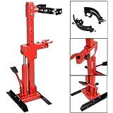 Hd 1 Ton Auto Strut Coil Spring Compressor Air / Hydraulic Tool Cars & Trucks