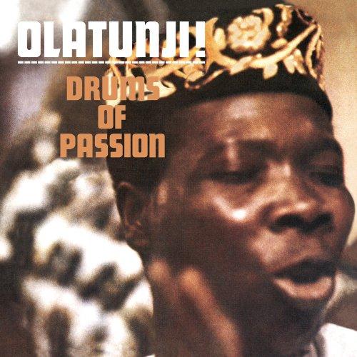 Babatunde Olatunji Drums of Passion Drums of Passion Babatunde