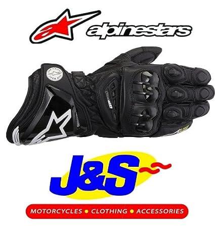 Alpinestars GP Pro 2013en cuir gants de moto Race Gants de moto noir J & S