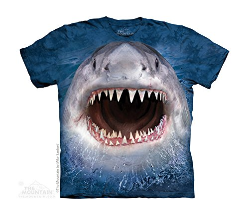 Wicked Nasty Shark T-Shirt by The Mountain