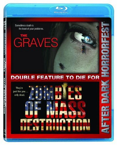 The Graves / Zombies of Mass Destruction (Double Feature) [Blu-ray] by Lions Gate