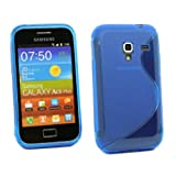 Kit Me Out IT - Samsung Galaxy Ace Plus S7500 Android - Protezione Custodia / Cover / Skin en Gel TPU - Le S...