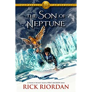 A The Son of Neptune: Heroes of Olympus Series #2 Hardcover Book