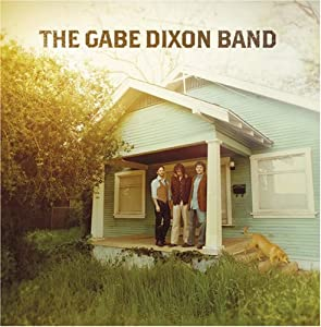 "Album Cover ""Gabe Dixon Band"""