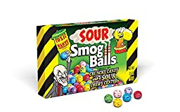 Toxic Waste Smog Balls Theater Box (Pack of 3)