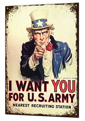 i-want-you-uncle-sam-us-army-vintage-metal-sign-retro-tin-plaque-advert-enseigne-en-metal