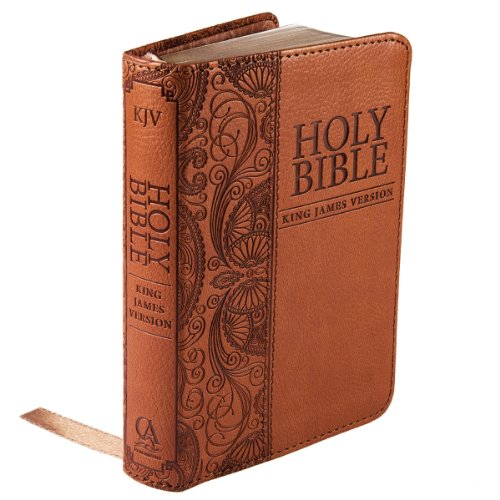 Holy Bible: KJV Mini Pocket Edition: Tan (King James Bible) (Mini Bibles compare prices)