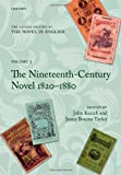 img - for The Oxford History of the Novel in English: Volume 3: The Nineteenth-Century Novel 1820-1880 book / textbook / text book