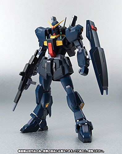 ROBOT魂 [ロボット魂] <SIDE MS> ガンダムMk-II(ティターンズ仕様)<br>【2015年07月発売】<br>【魂ウェブ商店限定発売品】【ロボット魂】